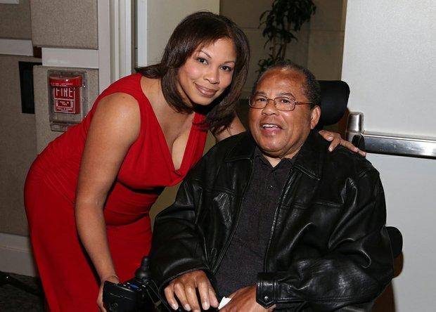 Honoree Regina Brown-Wilson & Dr. Hardy Brown I