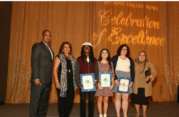 IVN Board members and 2014 Scholarship Recipients