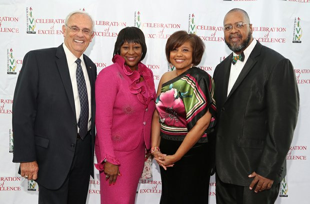 Gary George, Juanita Dawson & Sheri Stuart