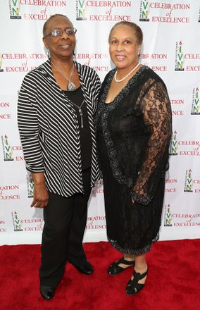 Birdia Easley & Annie Washington