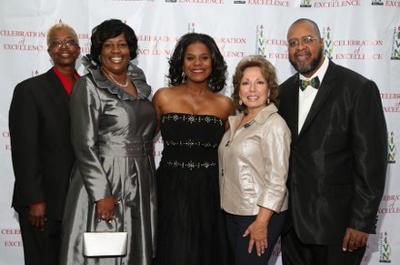 Guest, Honoree, Presenters and Publisher