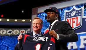 The 2014 NFL Draft was held on Friday, May 9 at New York City's Radio City Music Hall.