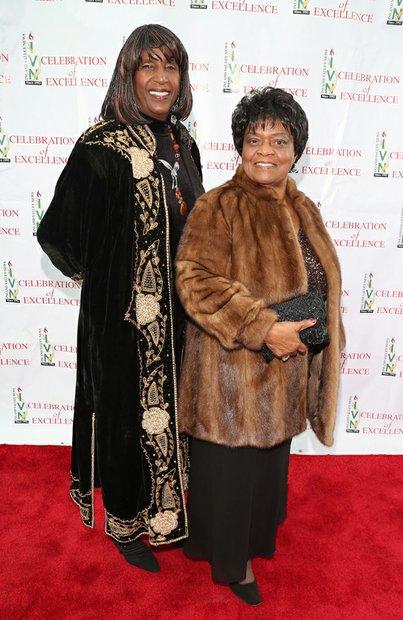 Marcia Hazelton & Norma Ingram