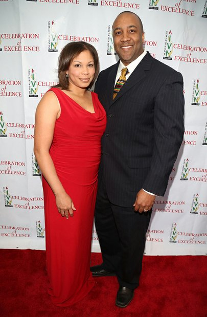 Regina Brown-Wilson & husband Kurt