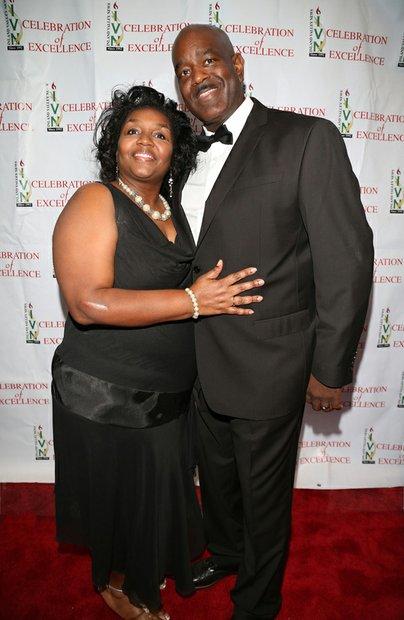 Mr. & Mrs. Renix Graham