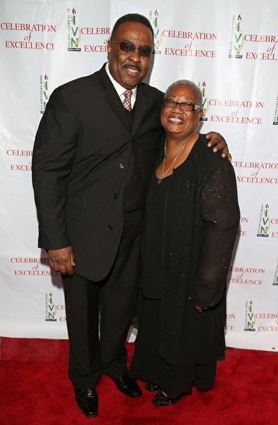Kalid Shaw & Dr. Margaret Hill