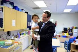 Mayor Vincent C. Gray has been an avid supporter early learning initiatives in the District of Columbia. /Photo courtesy dc.gov
