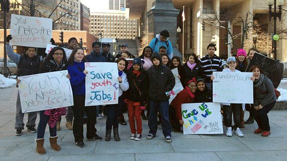 Last month, youth job advocates were put on high alert when the Massachusetts House proposed budget contained cuts in funding ...