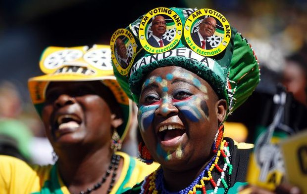 South Africans return Madiba's party to lead the nation