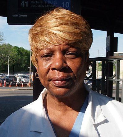 It might create more jobs. It might also create more violence. It should be for the greater good, but we don't know how it's going to turn out. Phyllis Payne, Phlebotomist, Roxbury