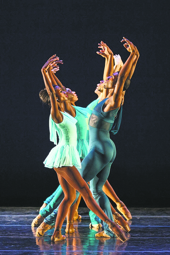 Dance Theatre of Harlem's (DTH) recent season at Lincoln Center's Rose Theater was all too brief but dazzling on so ...