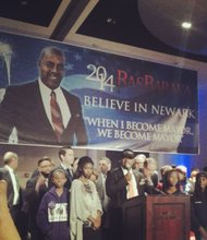 Ras Baraka is now mayor-elect of Newark, N.J.