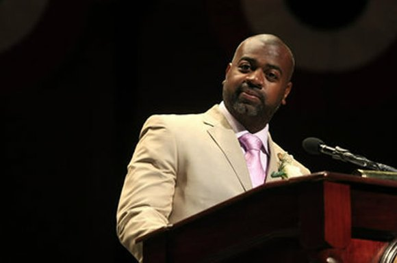 """For the next four years, more than 270,000 mayors will govern Newark,"" said Baraka. ""Working collectively, we will empower each ..."