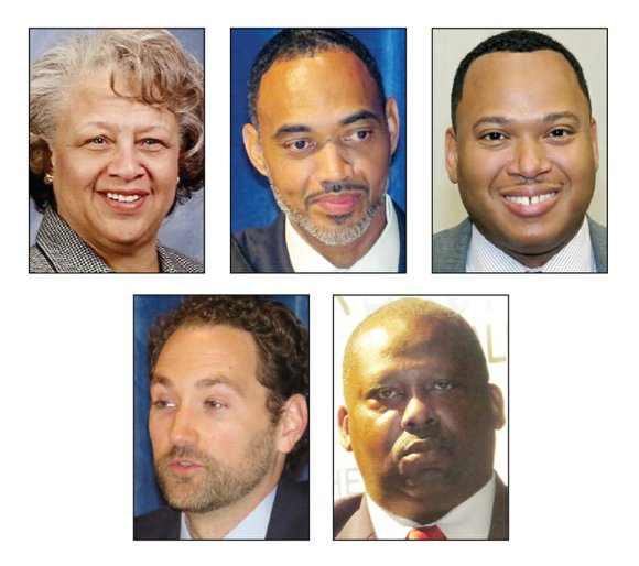 Voters in the DeKalb School Board District 3 will be picking a board member from a slate of four candidates ...