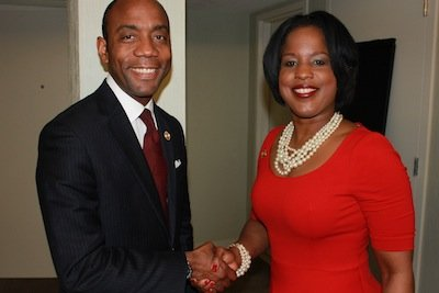 Cornell William Brooks will serve as the NAACP's next national president and CEO, the organization announced Saturday.