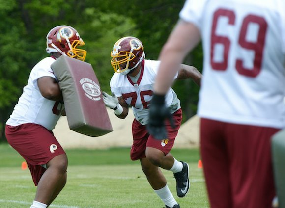 The Washington Redskins announced Monday that they will host joint training camp practices with the New England Patriots at the ...