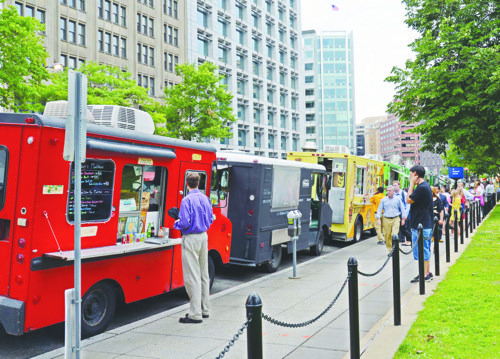 Many Alexandria residents and tourists never bought a hot dog, snow cone or salad from food trucks in that city. ...