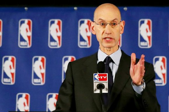 In his first news conference since banning Donald Sterling from the NBA for life, commissioner Adam Silver expressed confidence in ...
