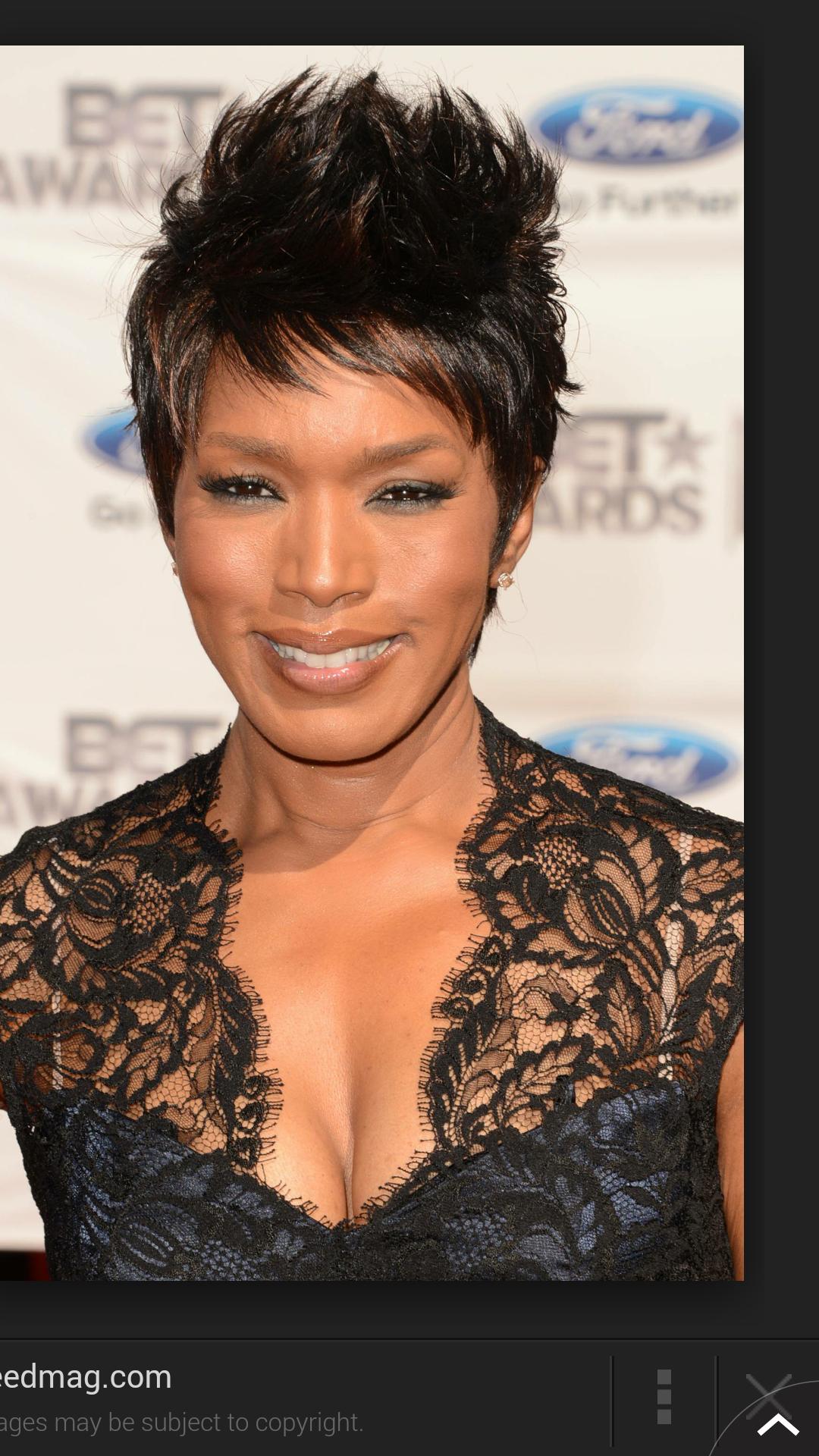 Angela Bassett Opens Up About Whitney Houston's Lesbian ...