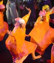 DanceAfrica 2014