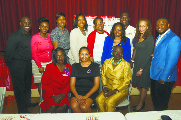 Delta Sigma Theta Sorority's New York Alumnae Chapter held its May Week national program, which was created in 1920 during ...