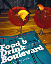 Lido cocktails