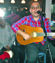 Live music at VInateria