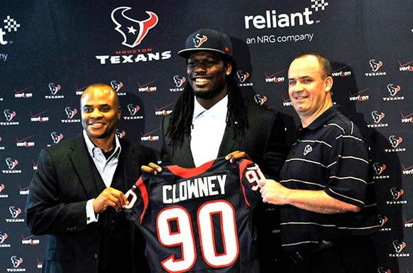 It's an exciting time for the Houston Texans Football Team. After coming off two years of ups and downs it ...