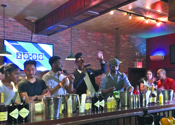 Earlier this week, the second annual Uptown Battle of the Bars culminated at Harlem Tavern