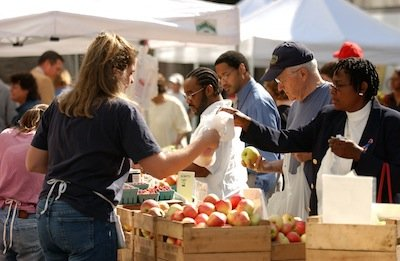A grand-opening celebration for the new Ward 8 Farmer's Market will be held from 9 a.m. to 2 p.m., Saturday, ...