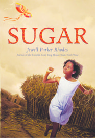 "A lot can happen in a year, especially when everything else changes, too. In the book ""Sugar"" by Jewell Parker ..."