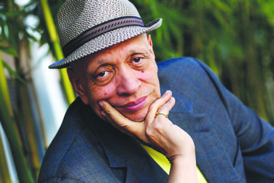 Walter Mosley (Courtesy photo)