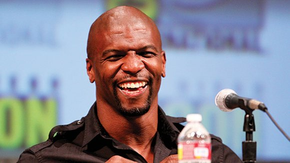 Since retiring from the NFL, Terry Crews has traded in his helmet and cleats to pursue an acting career while ...