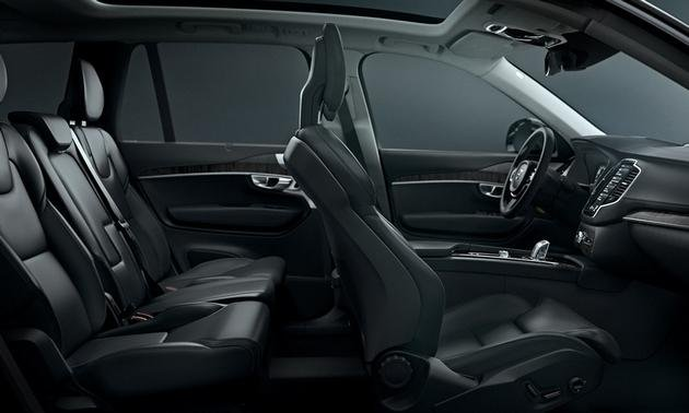 Volvo reveals XC90 interior | Houston Style Magazine | Urban Weekly ...