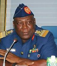 Air Chief Marshal Alex Badeh