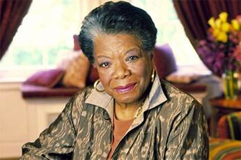 Legendary poetess Maya Angelou was renowned in Africa much as she was beloved in the country of her birth.