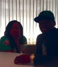 Emmy-nominated executive producer Courtney Kemp Agboh and executive producer Curtis '50 Cent' Jackson