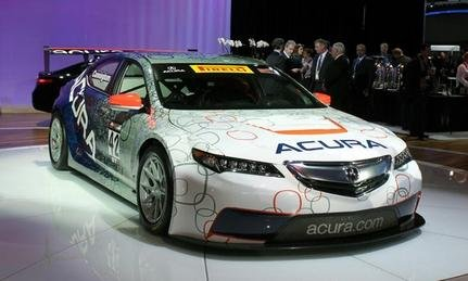 Acura delays Pirelli World Challenge debut of TLX CT race car ... on