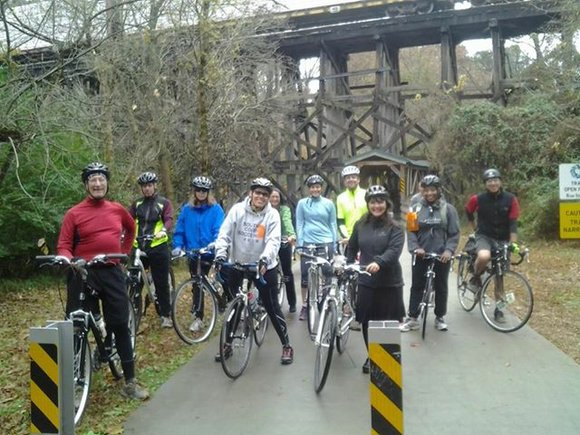 Cycling and outdoor enthusiasts can hop on their bikes for a chance to explore parks and paths throughout 45 Atlanta ...
