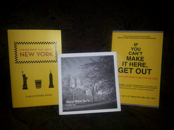 New York City is on a literary roll as of late. As one of the most fascinating cities in the ...