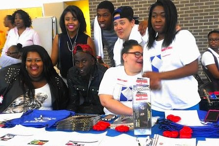 About 200 people participated Saturday in the ninth annual Youth Opportunity Summit and Town Hall at Savoy Elementary School in ...