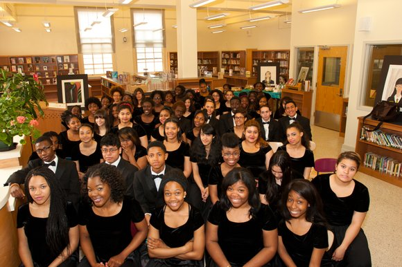 As Harlem's Wadleigh Secondary School for the Performing and Visual Arts continues on its path to progress after a threat ...