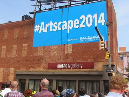 Artscape, which highlights the nation's best in the visual and performing arts, will take place Friday, July 18, 2014 through ...
