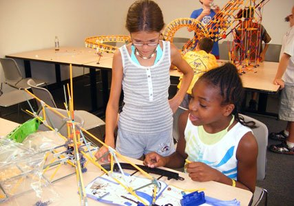 The camps this summer at Anne Arundel Community College's Kids in College program offer more opportunities for youths of all ...