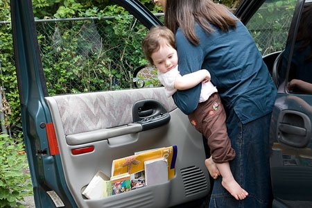 A recent survey by Public Opinion Strategies of Washington showing that parents are willing to leave children unattended in vehicles ...