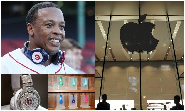 cc43e5a838e It's Official: Apple Buys Beats For 3 Billion Dollars | Houston ...