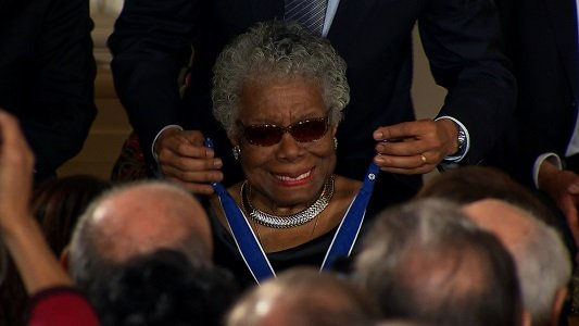 In true Maya Angelou form, the poet's last words to the public were as profound as any others the great ...