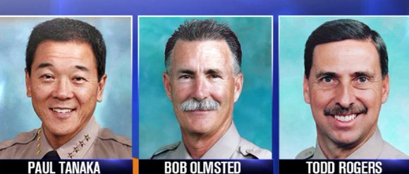 There'll be a new sheriff in town come June 3. Former Sheriff Lee Baca stepped down in January amid a ...