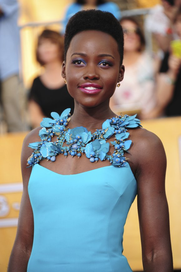 It continues to be the year of Lupita Nyong'o.