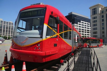 It's been nearly three years since the D.C. Department of Transportation announced plans for the city's first street car system ...